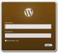 wordpress-login-musik