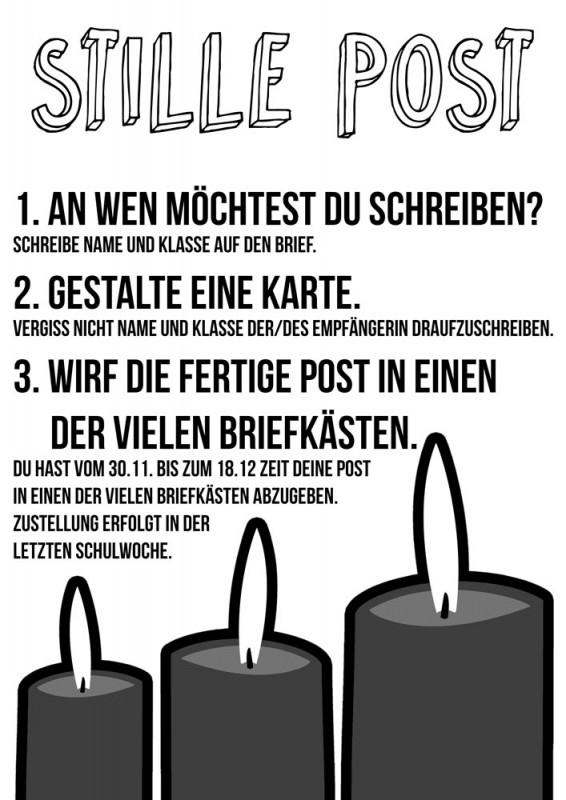 PlakatStillePost
