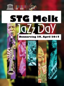 Jazz Day 2015 (Homepage & Screen)